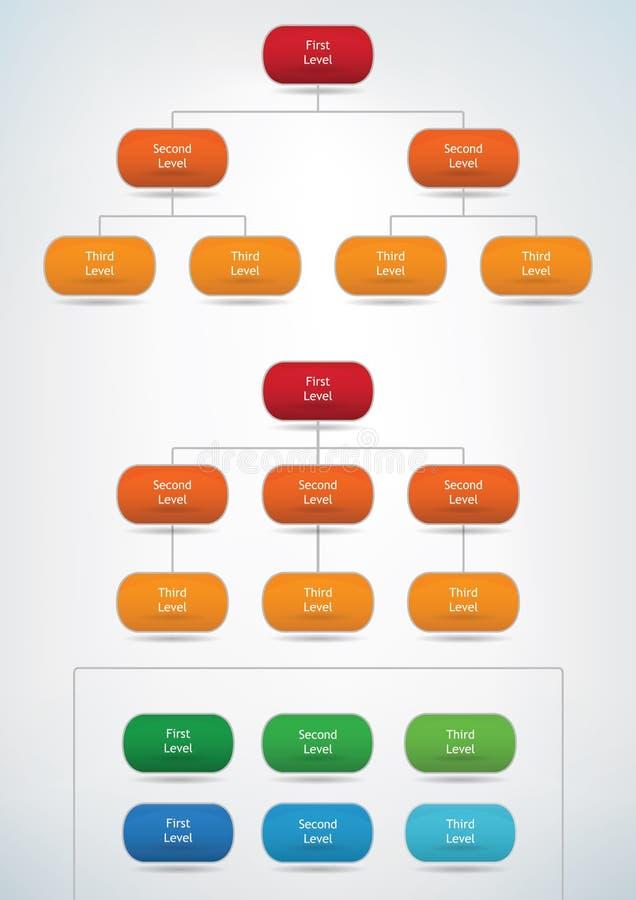例证结构 向量例证