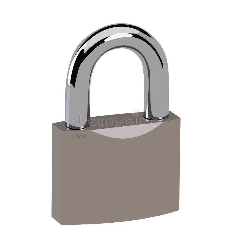 例证锁定 库存例证