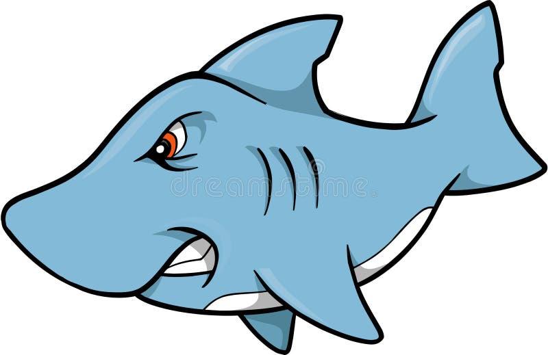 例证鲨鱼向量 向量例证