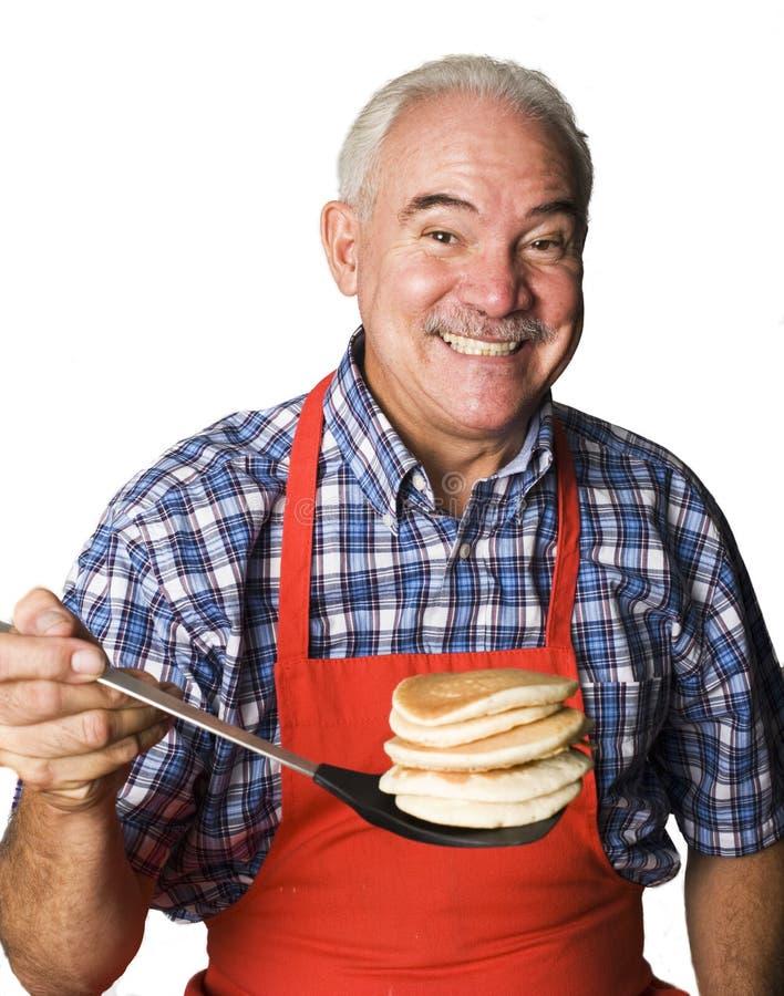 供应的早餐 免版税图库摄影