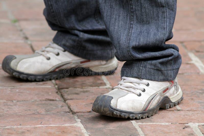 便鞋 库存图片