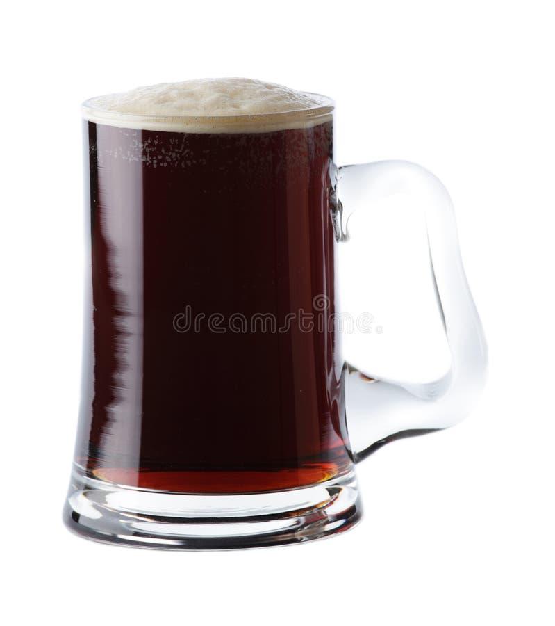 俄国啤酒 免版税库存图片