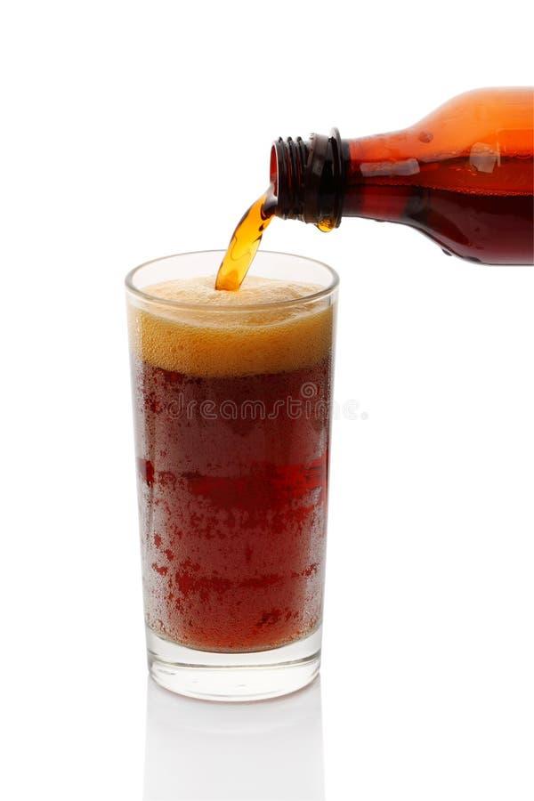 俄国啤酒 库存图片