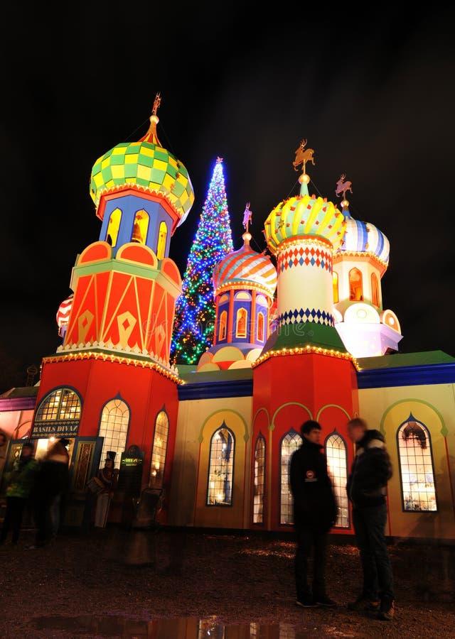 俄国结构 免版税库存照片