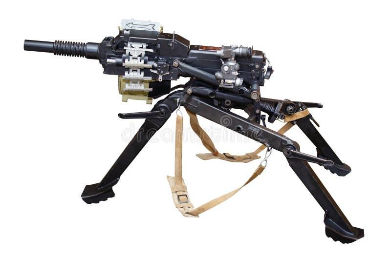 俄国自动枪榴弹发射器 免版税库存图片