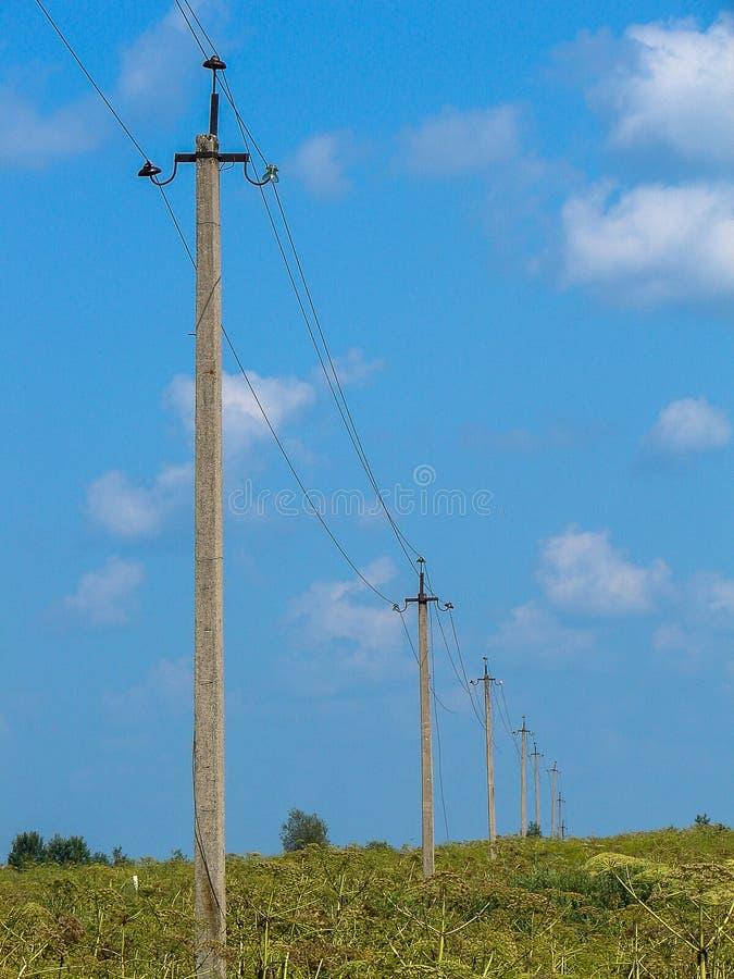 俄国风景在卡卢加州地区 库存图片