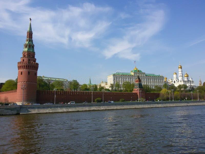 俄罗斯克里姆林宫 免版税图库摄影