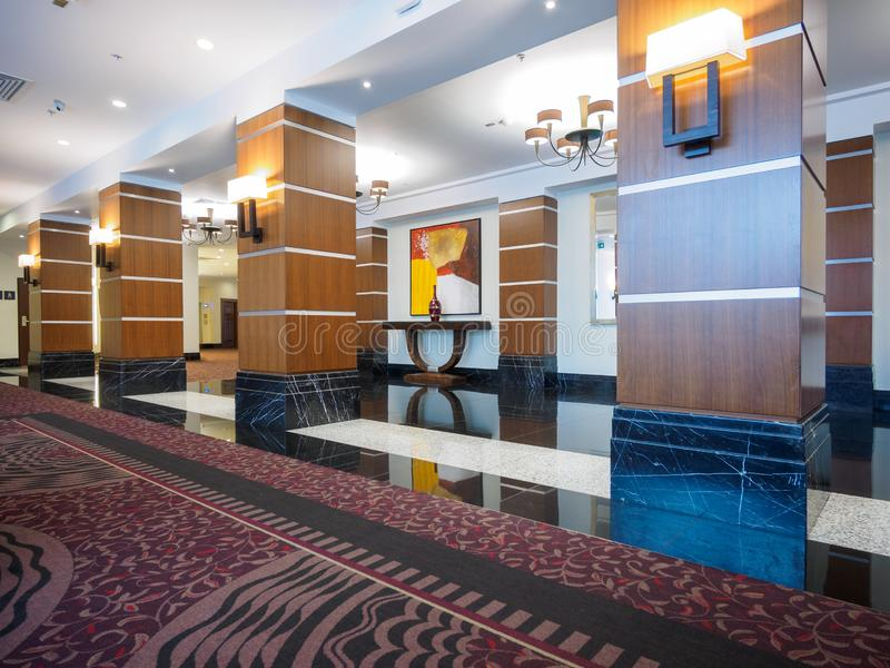 俄罗斯圣彼得堡科林蒂亚酒店 图库摄影