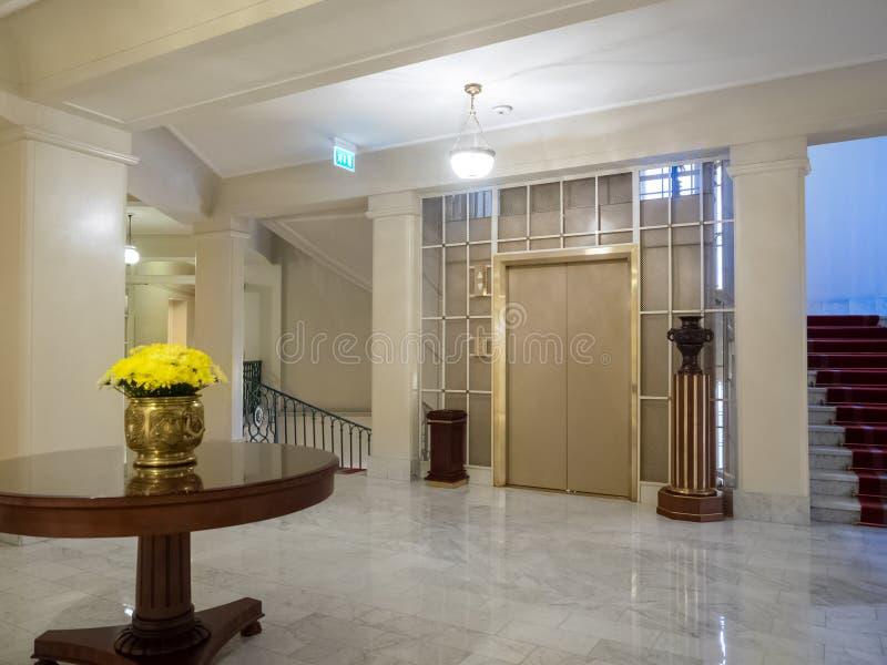 俄罗斯圣彼得堡阿斯托利亚酒店 库存照片