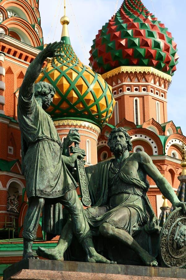 俄罗斯-莫斯科红场 免版税图库摄影