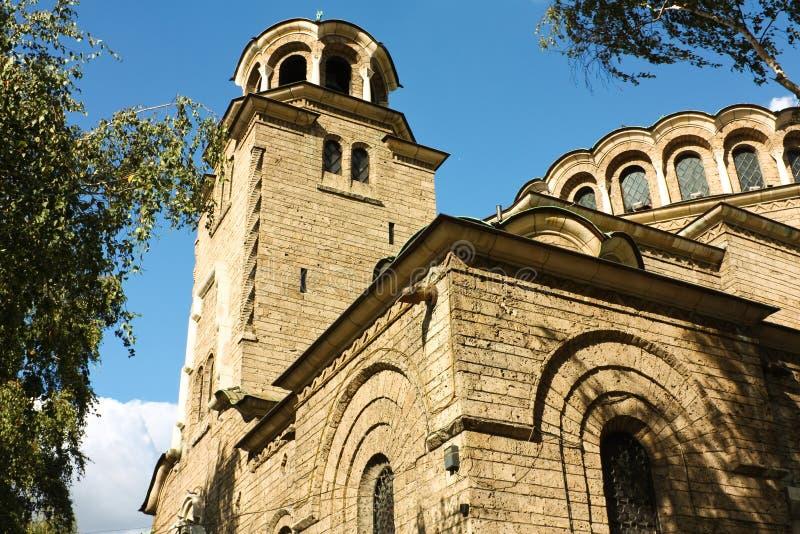 保加利亚教会tarnovo veliko 免版税图库摄影