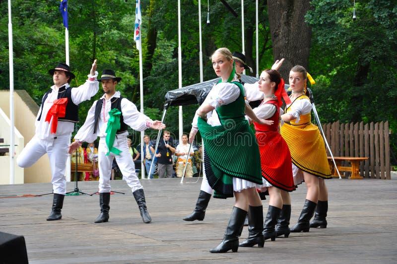 保加利亚组lulin 库存图片