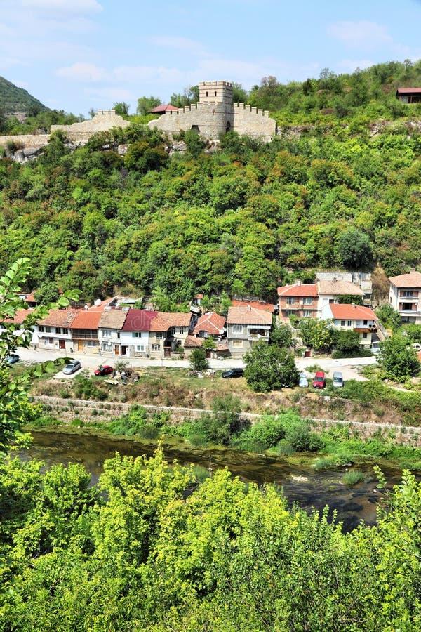 保加利亚tarnovo veliko 库存照片