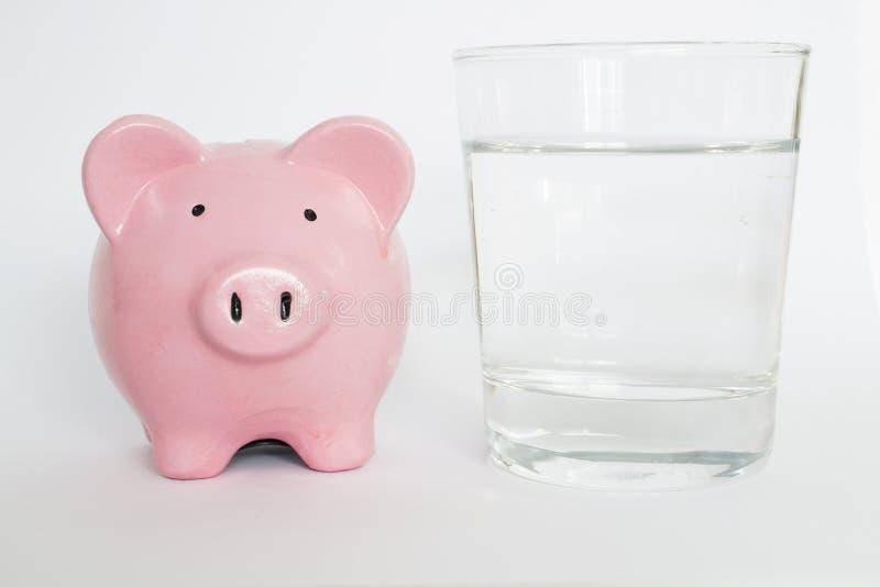 保存水 免版税库存图片