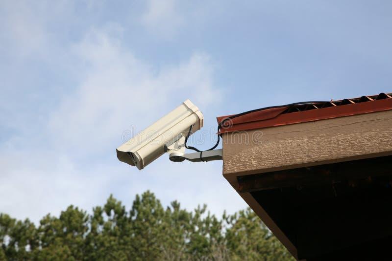 保安系统照相机 库存图片