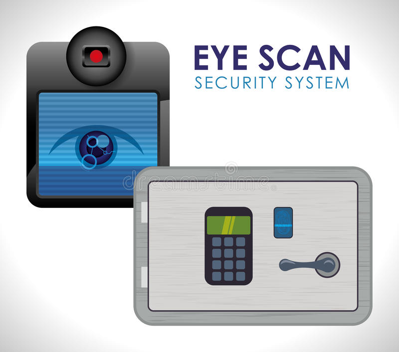 Download 保安系统设计 向量例证. 插画 包括有 形状, 关心, 安全, 投资, 制度, 眼睛, 想法, 背包, 保险箱 - 59104051