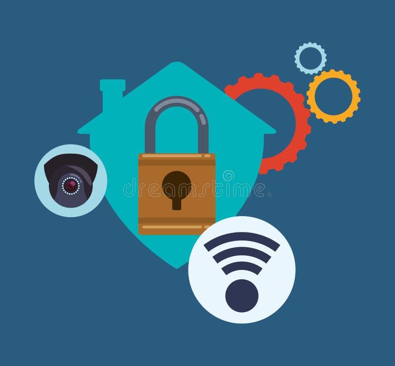 Download 保安系统设计 向量例证. 插画 包括有 危险, 保险, 概念, 安全性, 防御, 想法, 房子, 安全, 风险 - 59104197