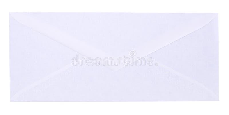 信包白色 免版税库存照片