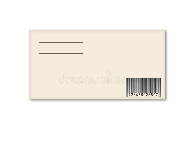 信包 库存例证