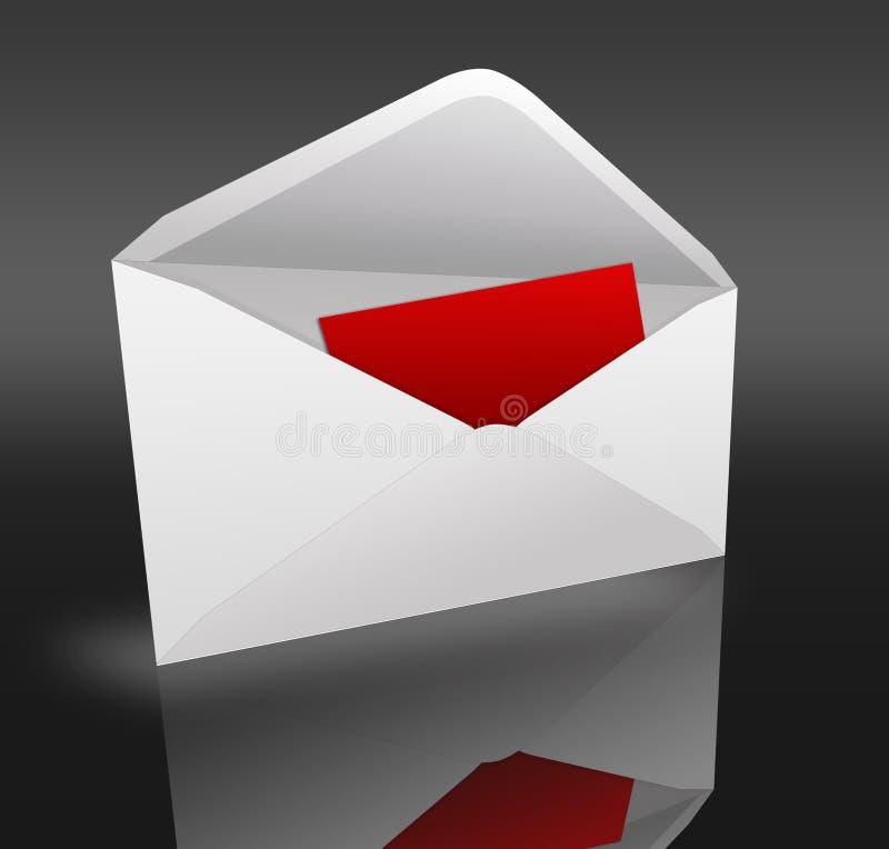 信包 免版税图库摄影