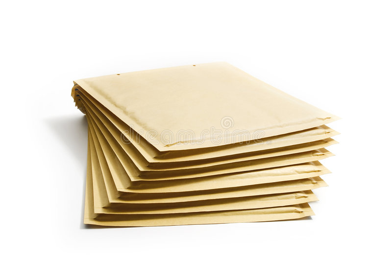 信包 免版税库存图片