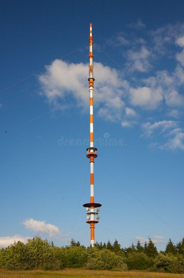 信号塔 库存照片