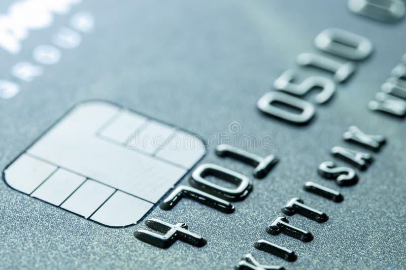 信用卡低调射击 免版税库存照片