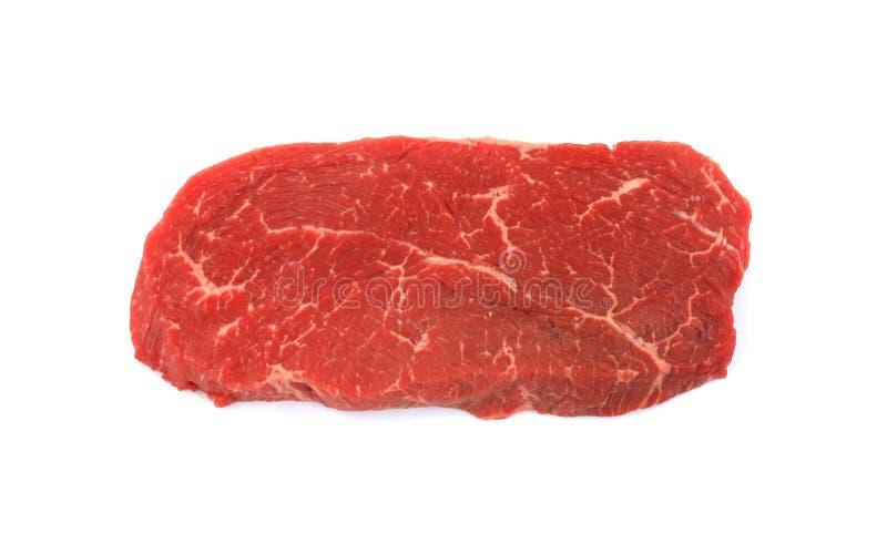 修整的牛排 免版税库存图片