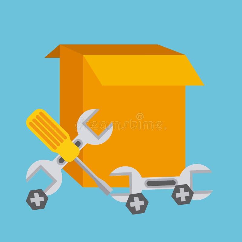 Download 修理公司 向量例证. 插画 包括有 讨论会, 螺丝, 工作, 板钳, 对象, 背包, 设置, 技术, 技工 - 59101906