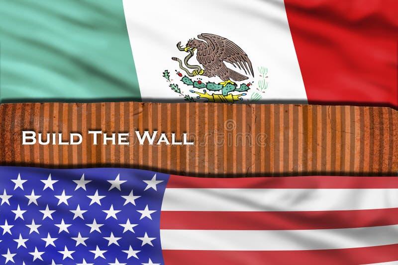 修筑墙壁 免版税库存照片