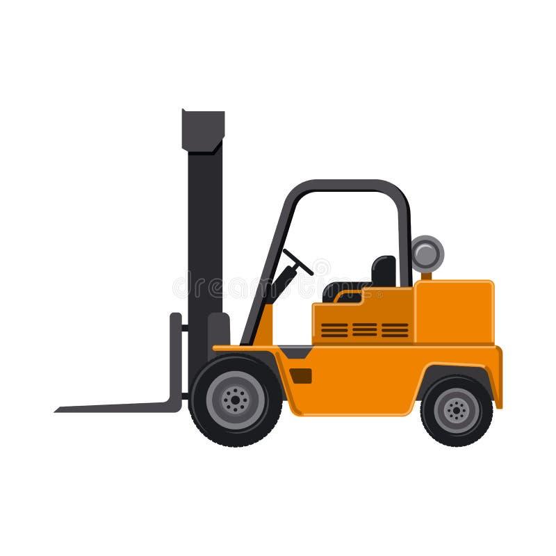 修造和建筑象的传染媒介例证 修造和机械储蓄传染媒介例证的汇集 向量例证