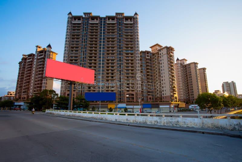 修造的东亚,亚洲,城市,都市风景,著名地方,夜 图库摄影