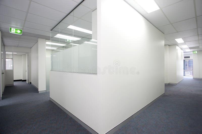 倒空空间白色 免版税库存照片