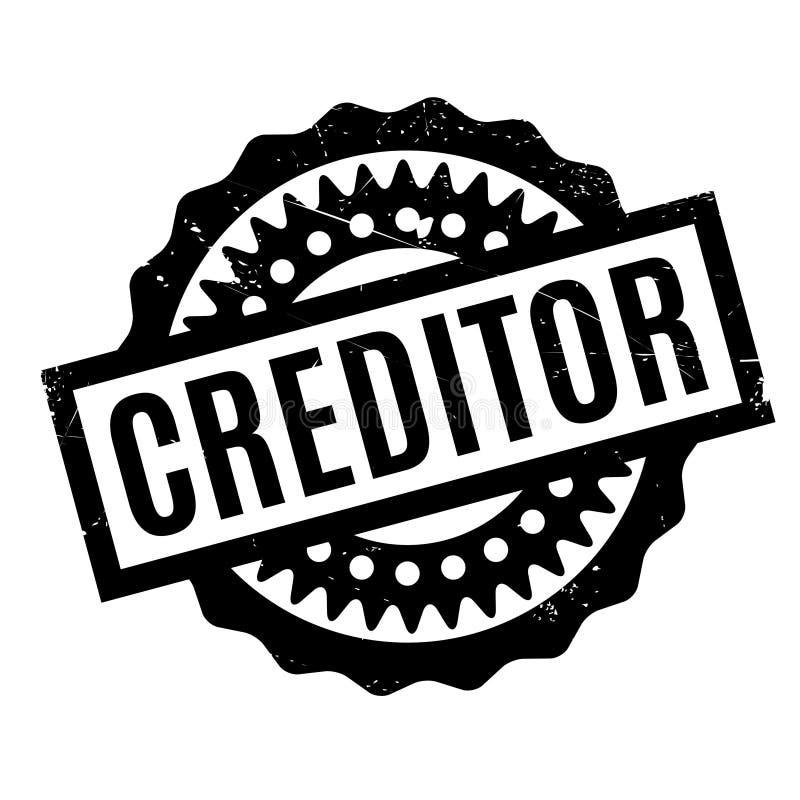 债权人不加考虑表赞同的人 向量例证