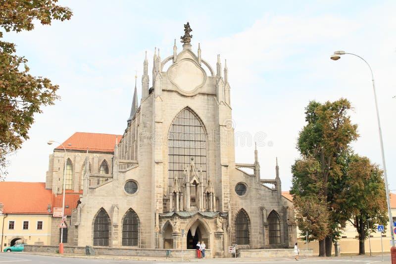 假定和圣约翰的大教堂浸礼会教友 图库摄影