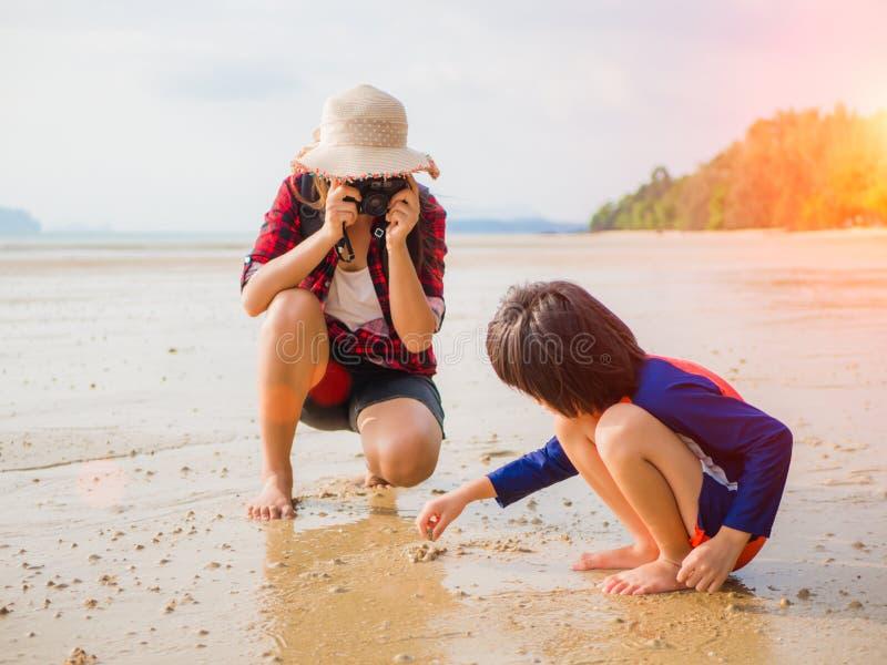 假期夏天和旅行概念 免版税库存图片
