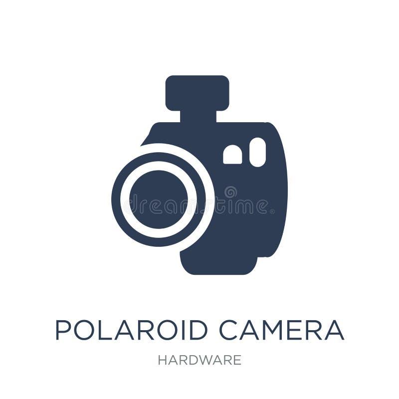 偏振光相机象 时髦平的传染媒介偏振光相机象 皇族释放例证