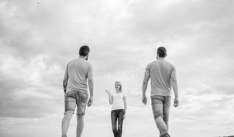 做出生活选择 推测日期去的好男朋友 选择自由独立的单身妇女  库存图片
