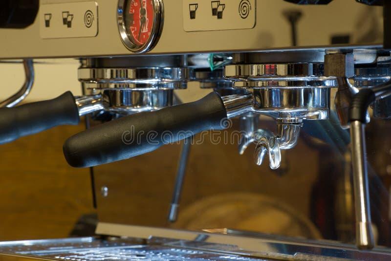 做浓咖啡咖啡 免版税图库摄影