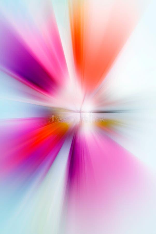 做的抽象背景颜色展开 向量例证