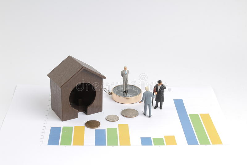 Download 做财务计划的微型图 库存例证. 插画 包括有 住房, 概念, browne, 汽车, 投资, 庄园, 烤肉 - 97751209