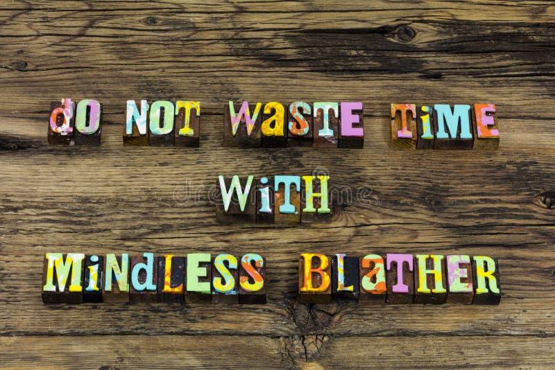 做重要不是浪费时间的时间安排处理生活 库存图片
