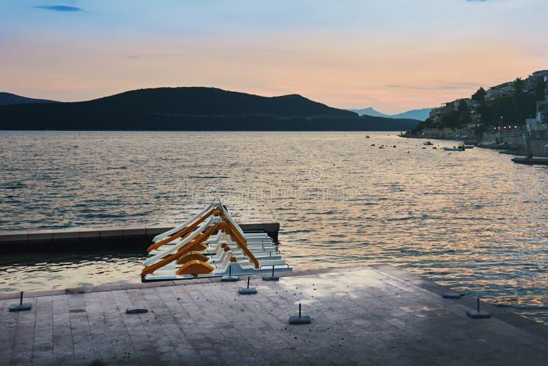 停放的明轮船 免版税库存照片