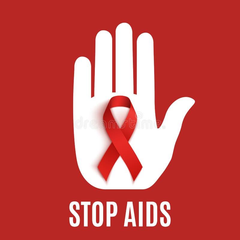Download 停止艾滋病背景 向量例证. 插画 包括有 慈善, 概念, 关心, 12月, 防止, 生活, 帮助, 疾病 - 62534820