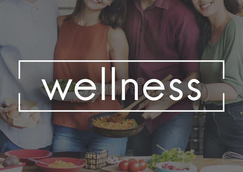 健康健康生活方式放松适合的概念 免版税库存图片