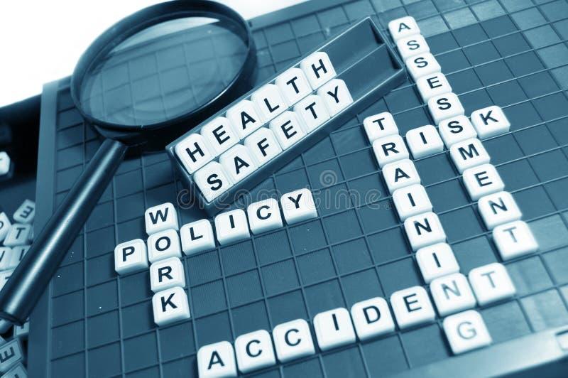 健康安全性 库存照片