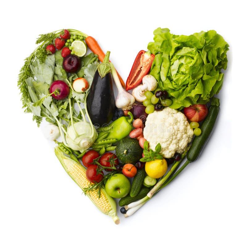健康心脏 免版税图库摄影