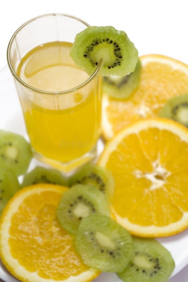 健康汁液 库存照片