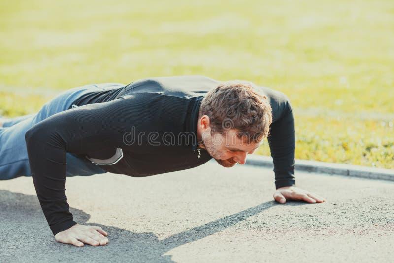 健康生活方式锻炼 图库摄影