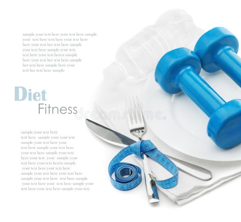 健康生活方式,健身,体育的概念 免版税图库摄影